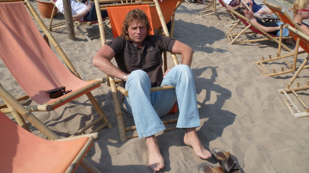 ...in der Strandbar