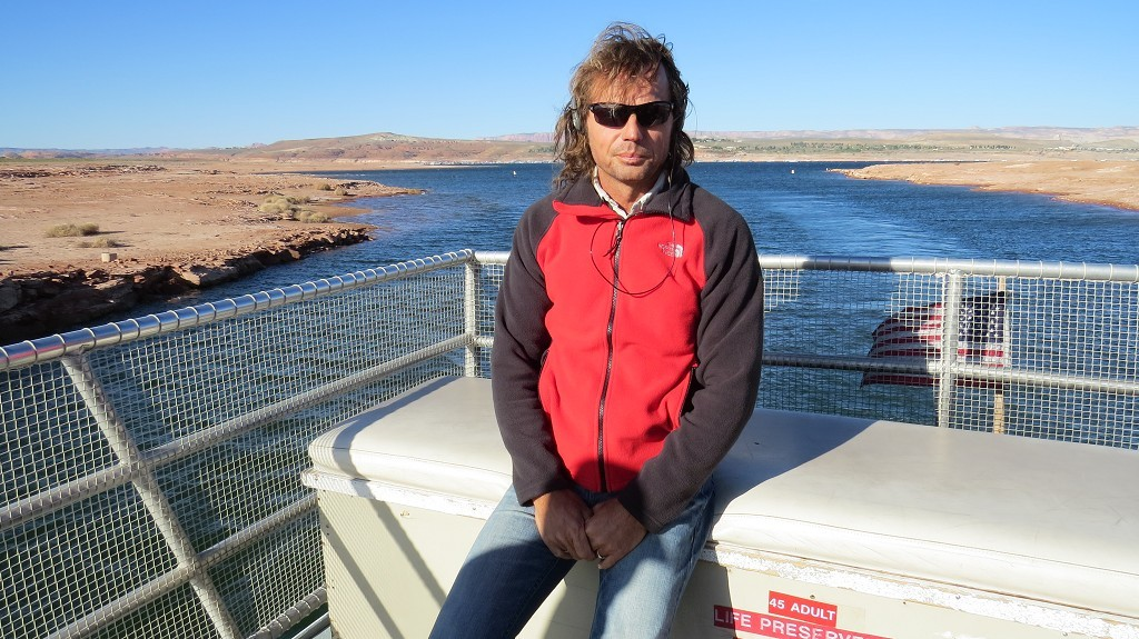 Boots-Tour auf dem Lake Powell
