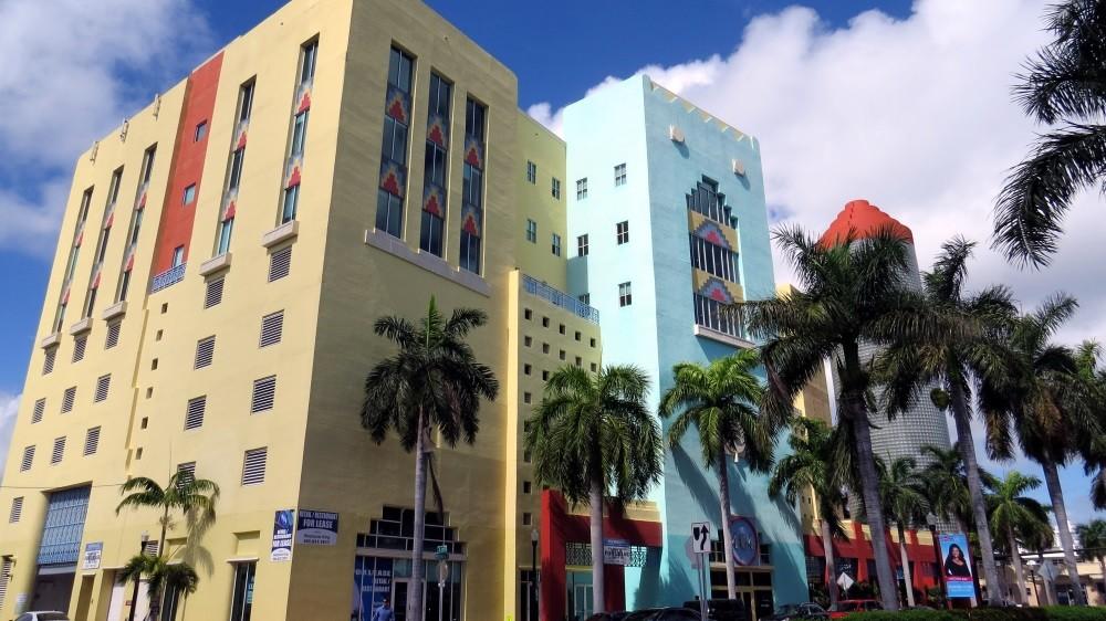 Art Deco am Ocean Drive