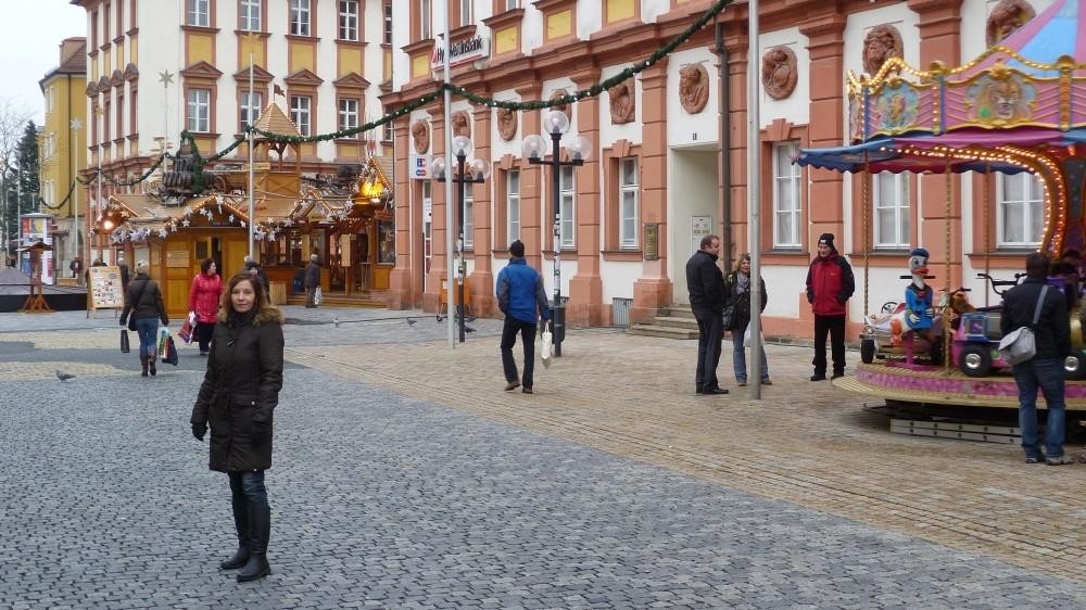 Kurzbesuch in Bayreuth