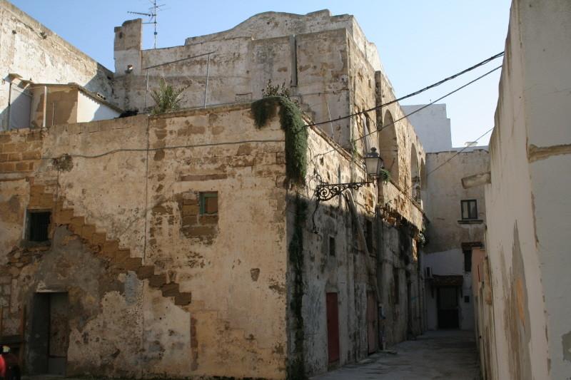 Altstadt von Gallipoli (Renovierungsstau!)