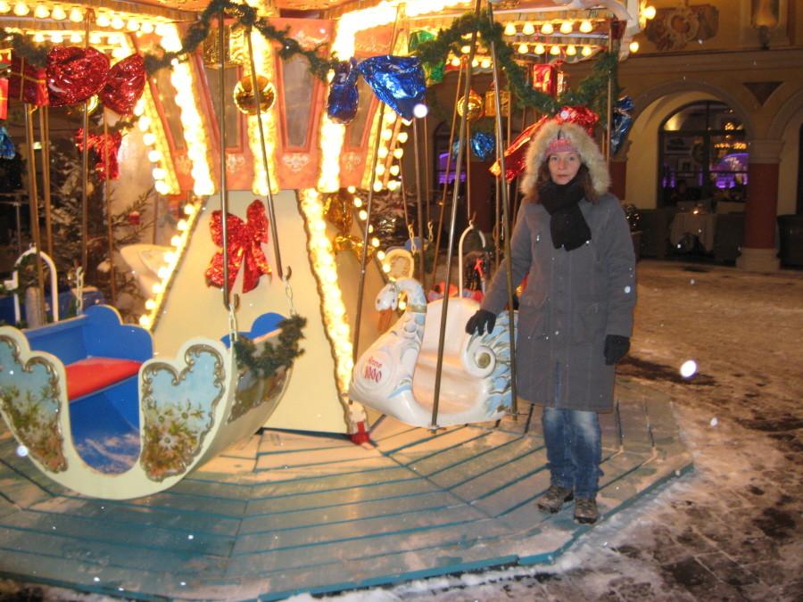 Weihnachtsmarkt in Memmingen