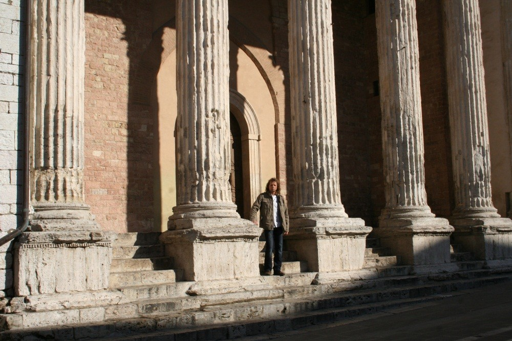 Tempio di Minerva, Assisi