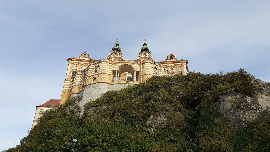 Kloster Melk in Österreich...