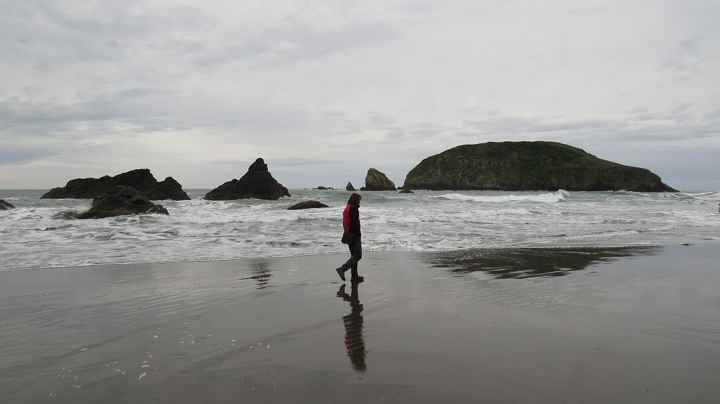 Harris Beach in Brookings, Oregon