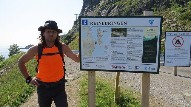 1400 Steinstufen führen auf den Reisebringen...