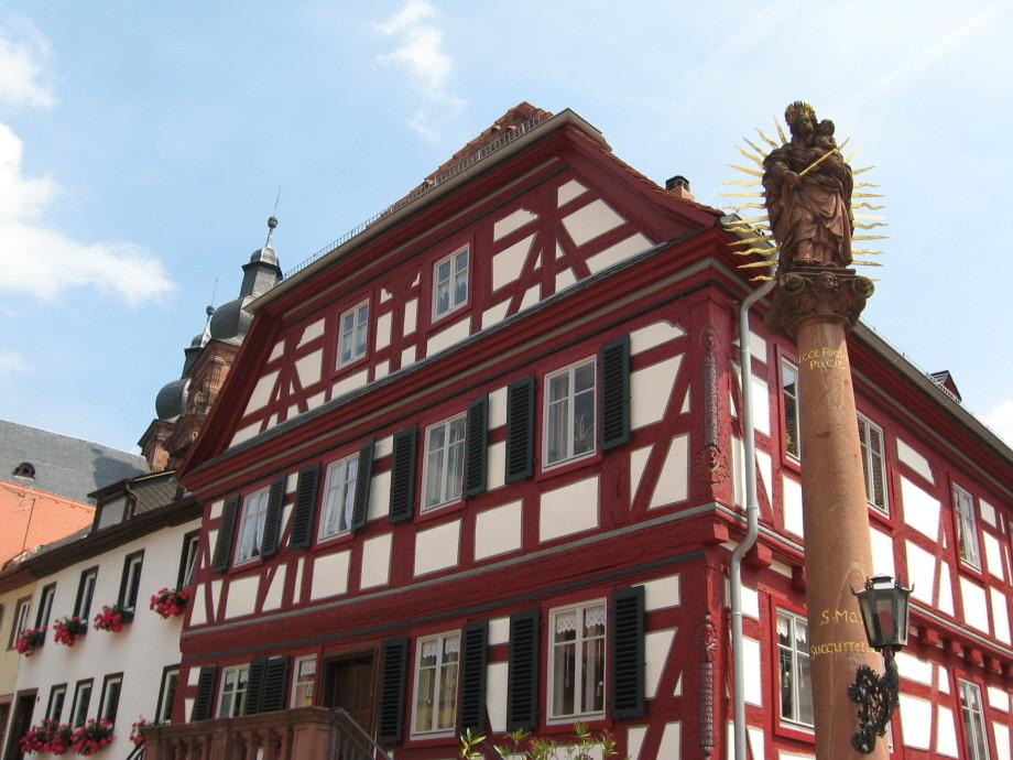 Amorbach im Odenwald