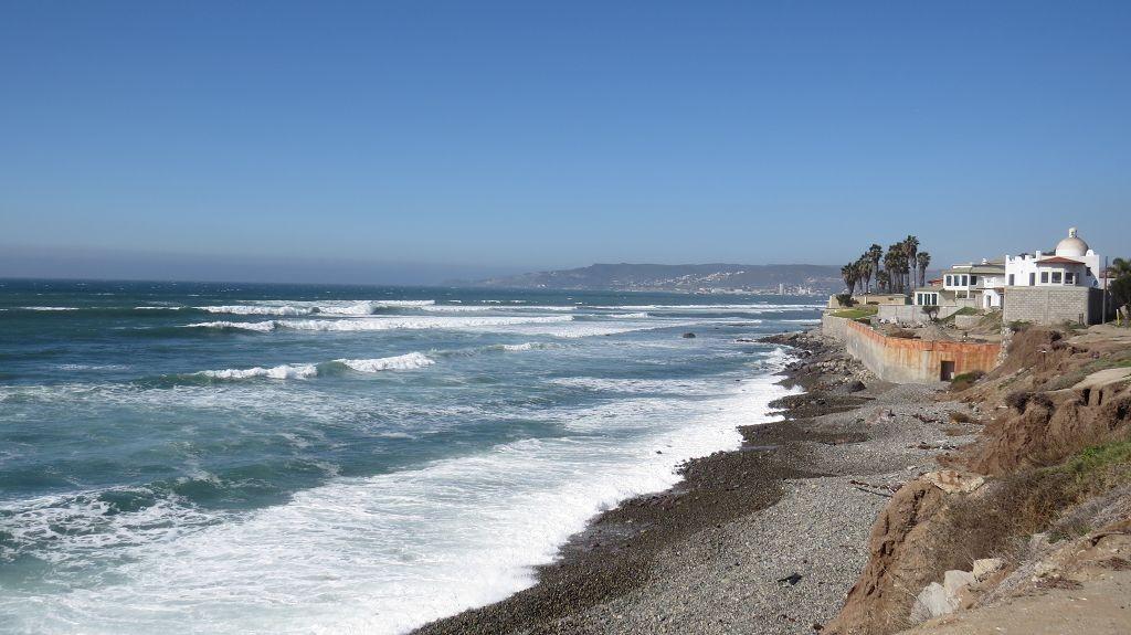 Pazifik bei Ensenada