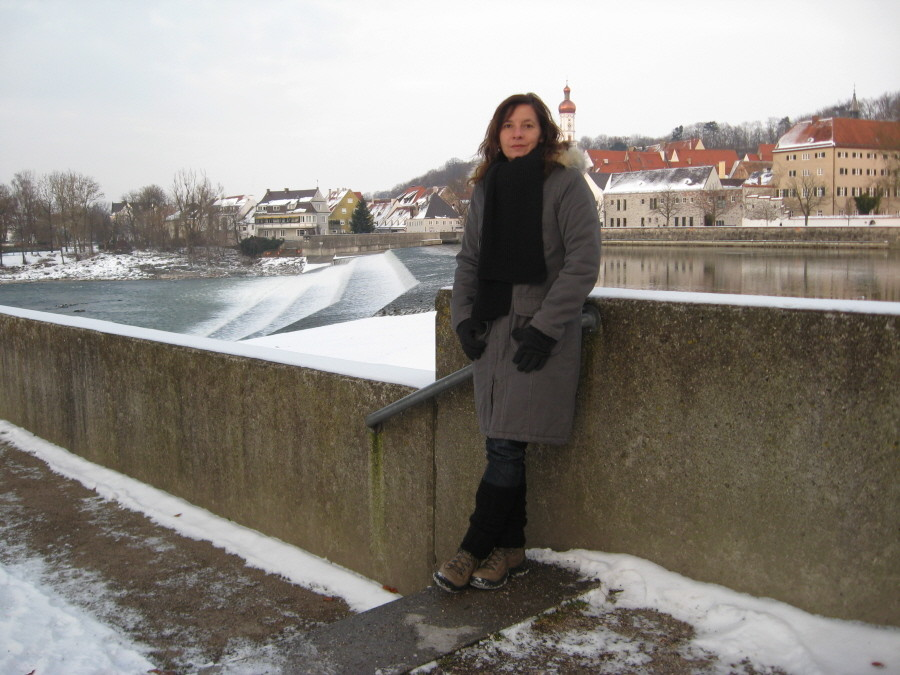 Blick auf Landsberg am Lech