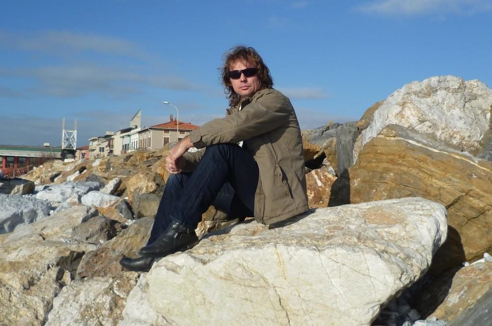 ...und ab an die Sandstrände der Toskana