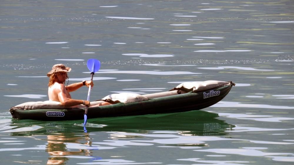 Bootsfahrt auf dem Wolfgangsee