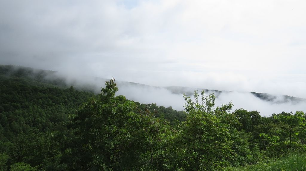 Shenandoah, Wolken verhangen
