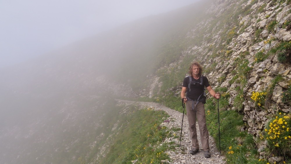 Die letzten Meter zum Brienzer Rothorn