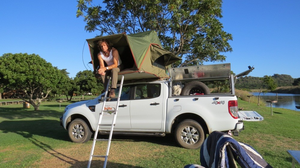 Camping im Wilderness Nationalpark
