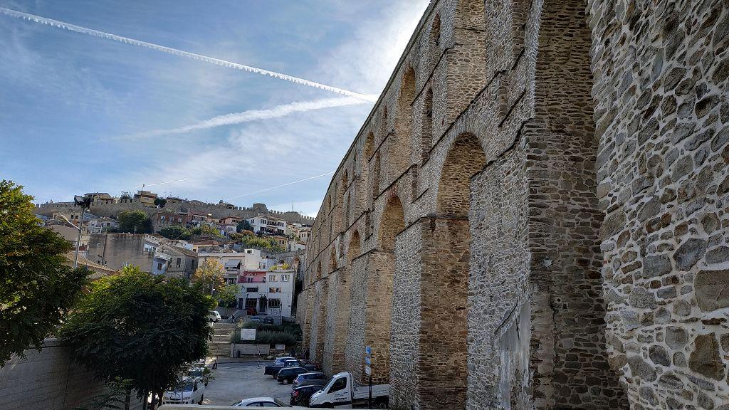 Stadtspaziergang durch Kavala