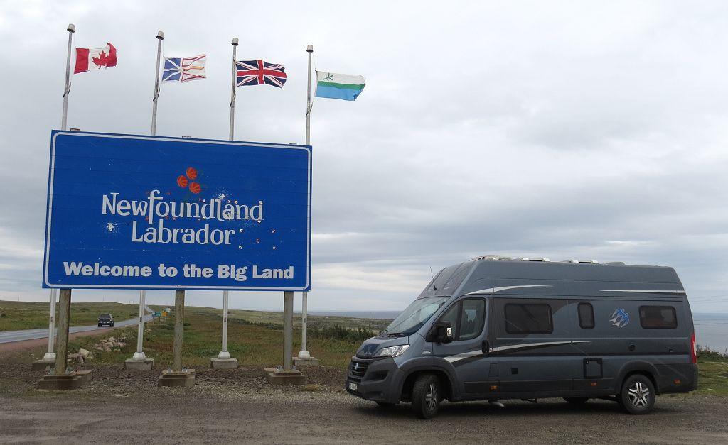 Neufundland...wir kommen