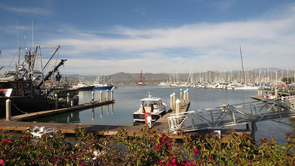 Waterfront in Ventura und weiter nach...