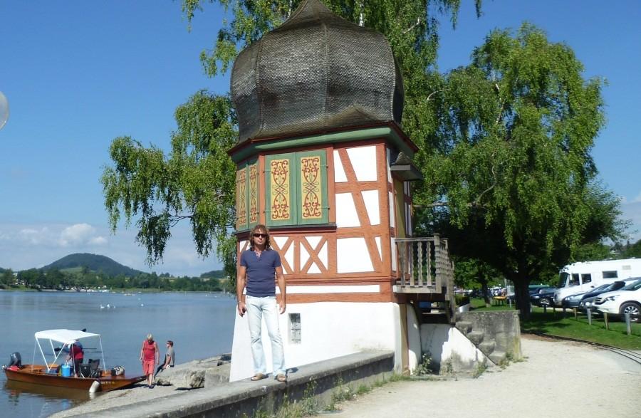 Spaziergang durch Stein am Rhein