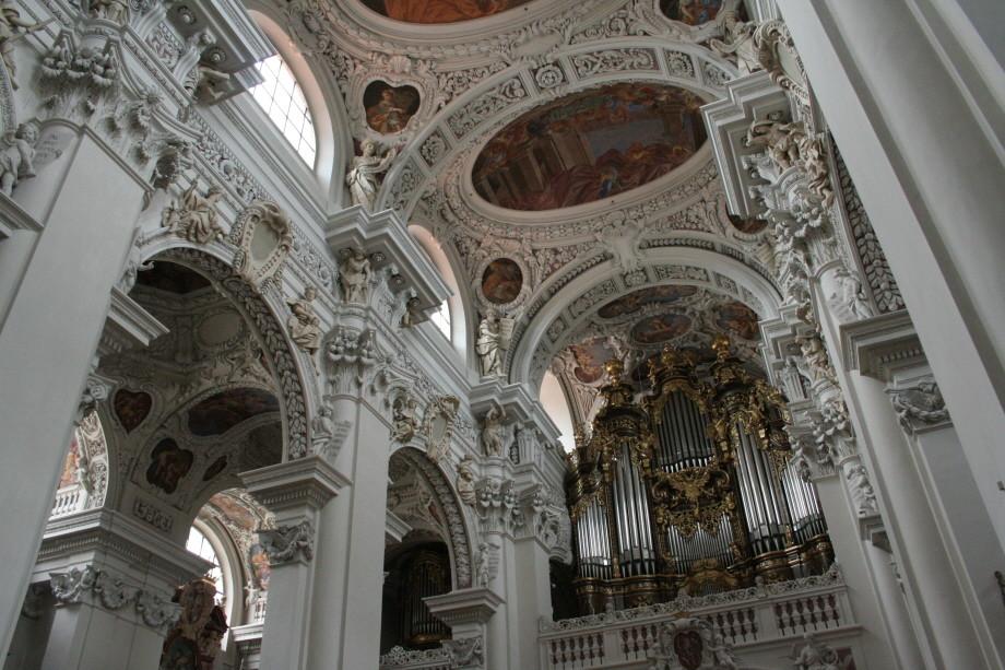 Die älteste (Kath.) Orgel der Welt
