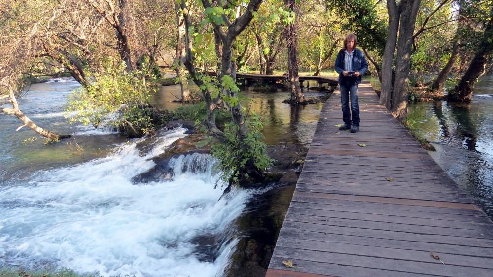 ...Krka-Wasserfällen