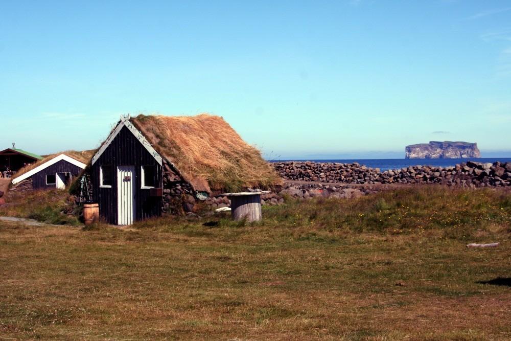 Idylle am Skagafjord...
