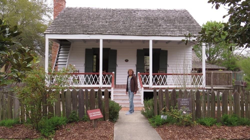 Freilichtmuseum bei Lafayette