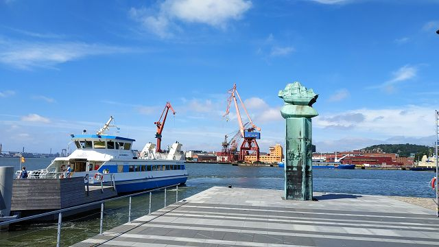 Stadtbummel durch Göteborg