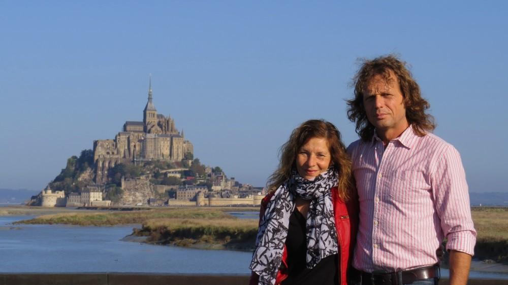 Der Mont Saint Michel