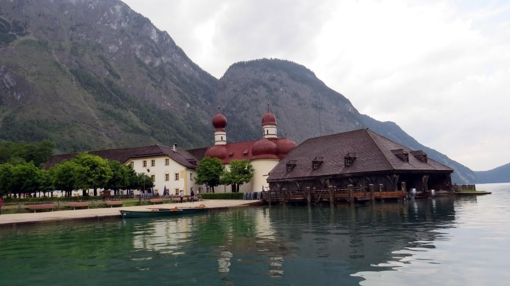 ...St. Bartholomä am Königssee
