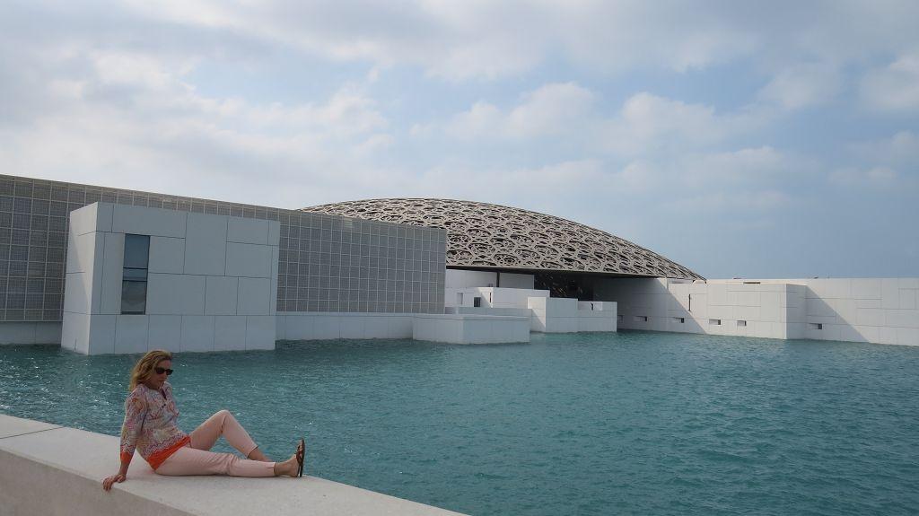 Ganz NEU:  Der Louvre Abu Dhabi