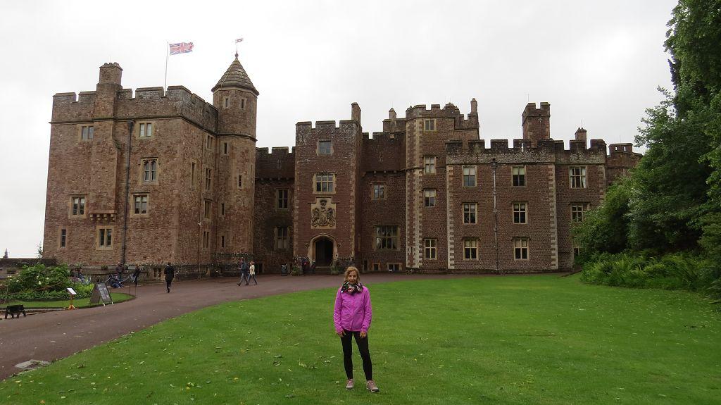 Dunster Castle...