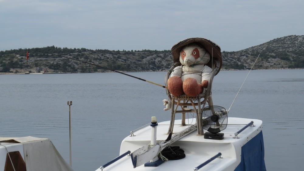 Angler unterwegs...