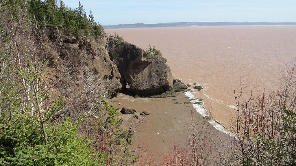 ...Hopewell Rocks
