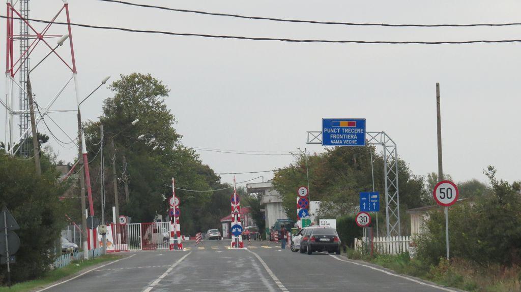 Wir verlassen Rumänien
