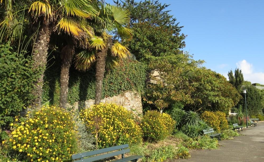 Spaziergang durch Dinard