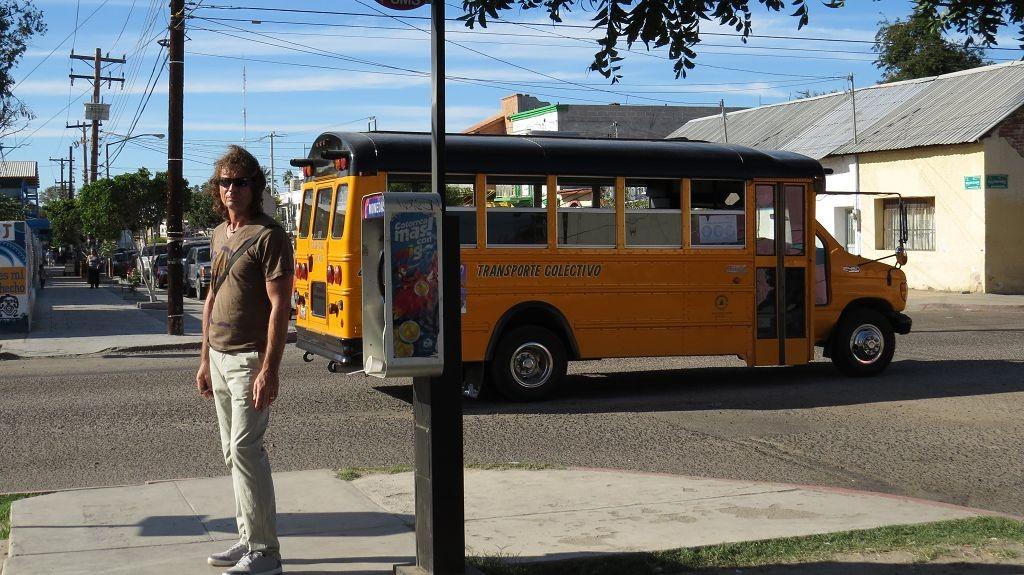 Das ist nicht unser Bus...