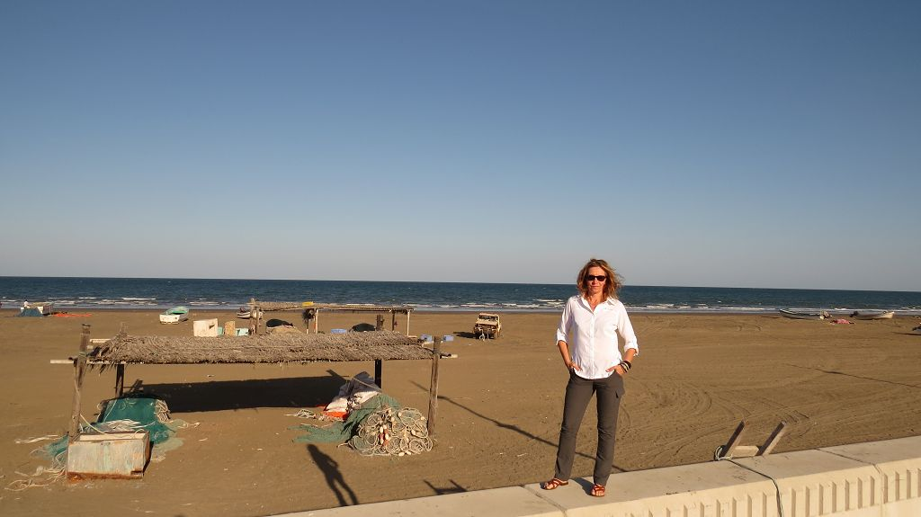 Küste bei Sohar