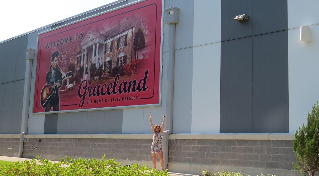 Unsere Tour durch Graceland