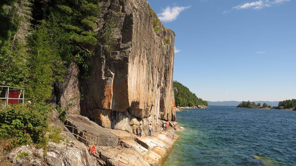 Agawa-Rock