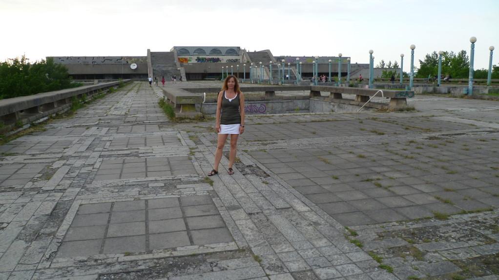 Auch das ist Tallinn. Schrottbau aus russischen Zeiten