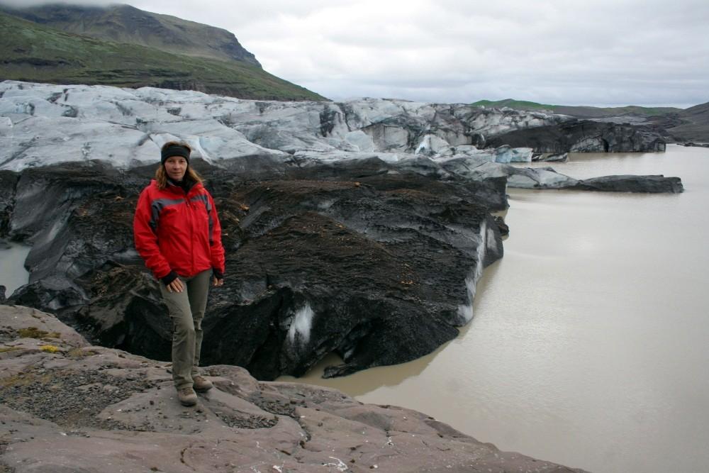 Am Svinafellsjökull