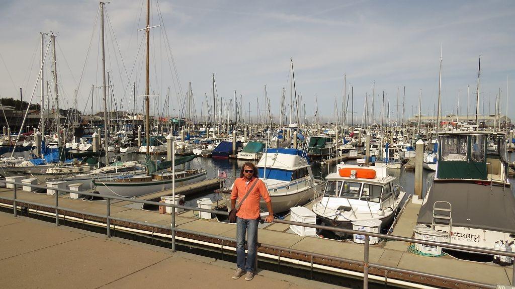 Waterfront in Monterey