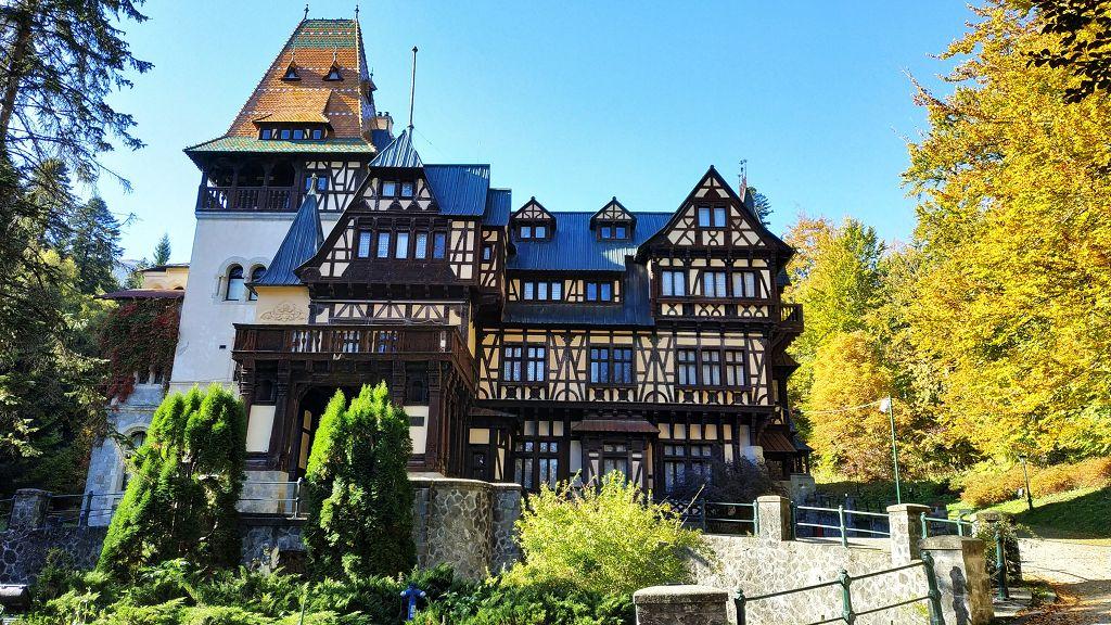 ...Schloss Pelisor