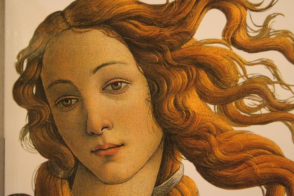 Die Venus von Sandro Botticelli