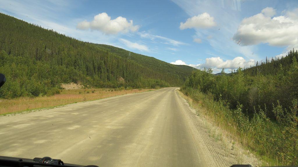 Weiter auf dem Highway...