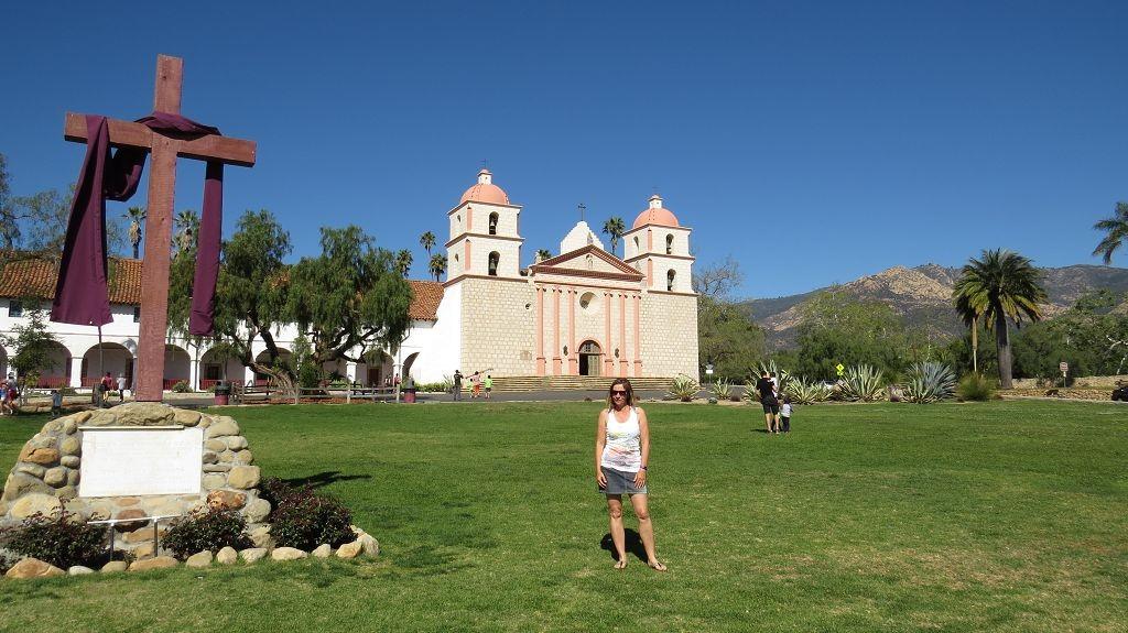 Missionskirche Santa Barbara