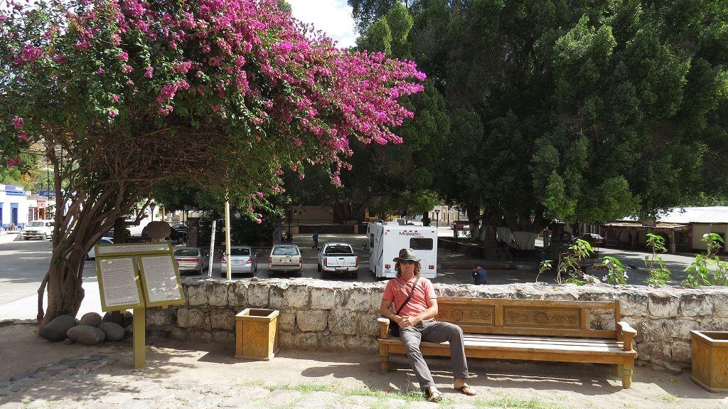 Spaziergang durch San Ignacio