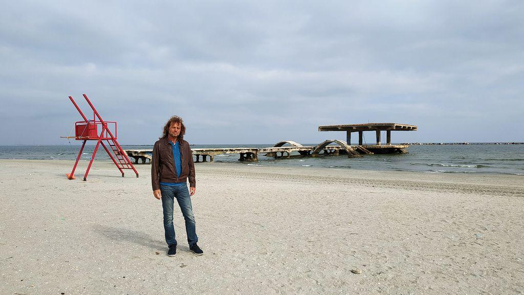 ...und Mamaia-Beach