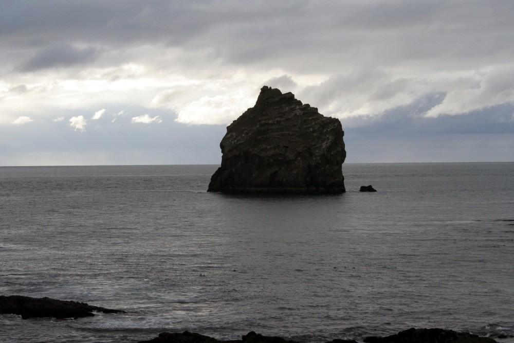 Steilküste Valahnukur