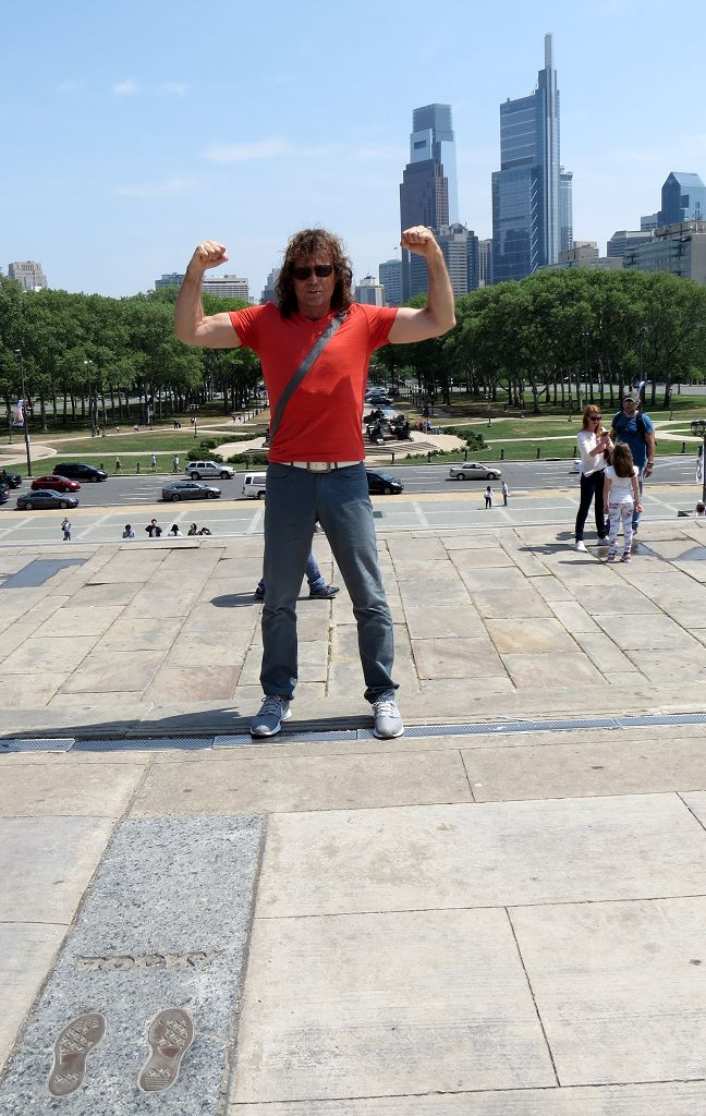 ...Rocky Steps